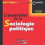 L'essentiel de la sociologie politique