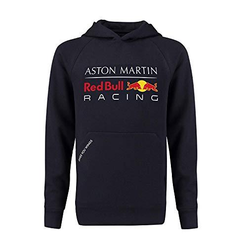 Aston Martin Red Bull Racing Kinder Hoody, Kids Sweatshirt, 128 (7-8 Jahre)
