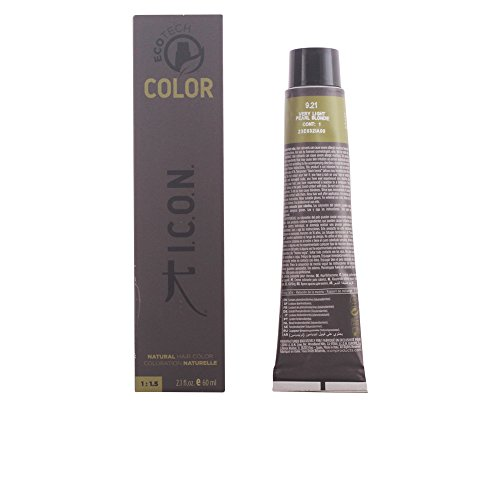 ECOTECH COLOR NATURAL 9 21 VERY LIGHT PEARL BLONDE 60ML (Pearl Blonde Natural)