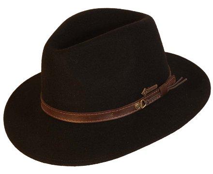 - Schwarzer Lincoln Hat