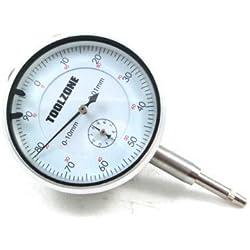 Toolzone Comparateur à cadran DTI