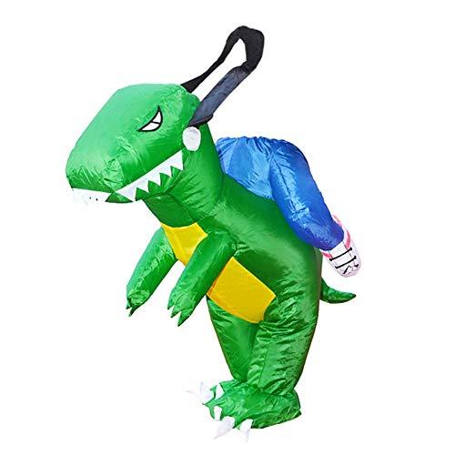 Sumo Baby Erwachsene Aufblasbare Kostüm - Chidjon Aufblasbare Kleidung,Aufblasbares Dinosaurier Kostüm für
