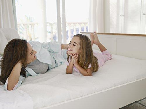 Home Parure de lit Store Taie d'oreiller matelassée Paire
