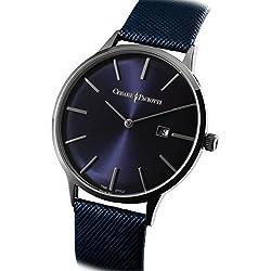 Uhr Cesare Paciotti Herren 42mm tsst120nur Zeit Armband Leder