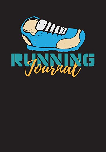 Running Journal: Race Keepsake Notebook Diary por Dartan Creations