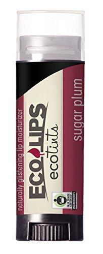 Ecotints, Lip Hydratant, Sugar Plum, 0,15 oz (4,25 g) - Eco Lips Inc.