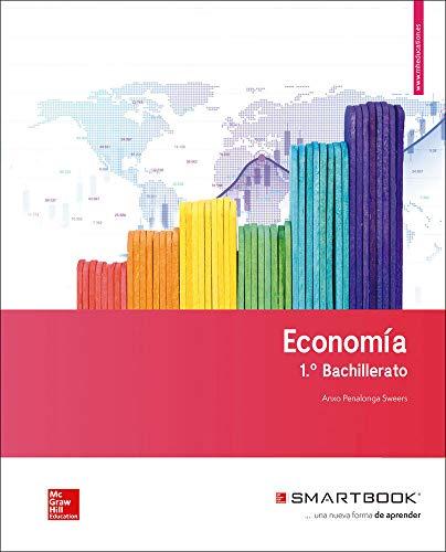 Economia 1 BACH Libro del alumno y Smartbook