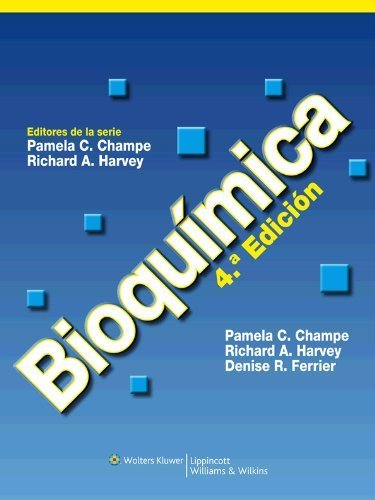 Bioquimica (Lippincott Illustrated Reviews Series) (Spanish Edition) by Pamela C. Champe (2008-07-30)