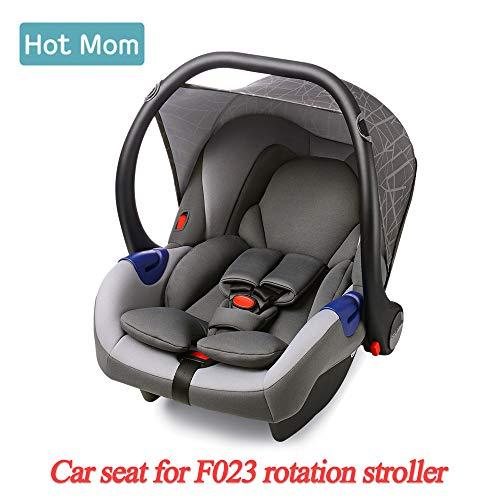 Hot Mom Seggiolino per auto gruppo 0 + (0 – 13 kg) Grigio