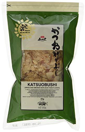 Katsuobushi (getrocknete & geräucherte Jack Tuna Flakes) 40g
