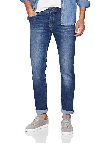 Atelier GARDEUR Herren Slim Jeans Bill-8, Blau (Stone Washed 167), W38/L30