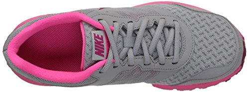 Nike - Wmns Air Relentless 4 Msl - , homme, multicolore multicolore (Wlf Gry/Sprt Fchs-Pnk Pw-White)