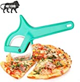 WIDEWINGS Plastic Pizza/Sandwich/Burger/Slicer/Multipurpose Cutter for Home, Kitchen, Restaurant roll Cutting Wheel…