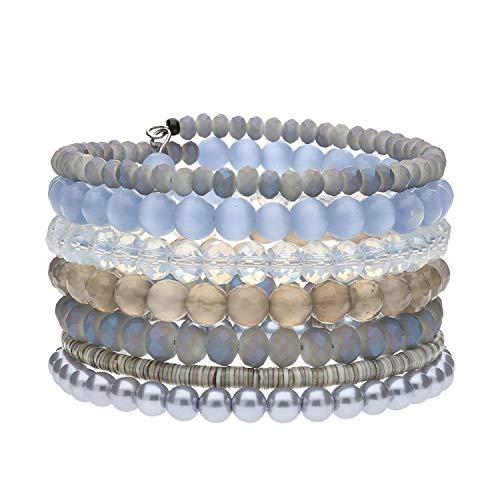 Damen Armband Dali, Wickelarmband für Damen, Handmade Since 1952