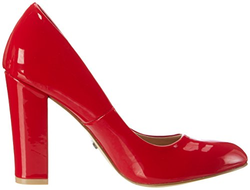 Buffalo Damen C354a-1 P2010l Patent Pumps Rot (Red)