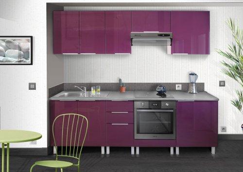 Berlenus cp6ba kitchen base unit 60 cm oven high gloss for White gloss kitchen base units