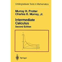 Intermediate Calculus (Undergraduate Texts in Mathematics)