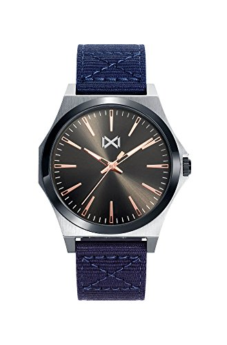 Mark Maddox Mens Analogue Quartz Watch with Nylon Strap HC7103-57