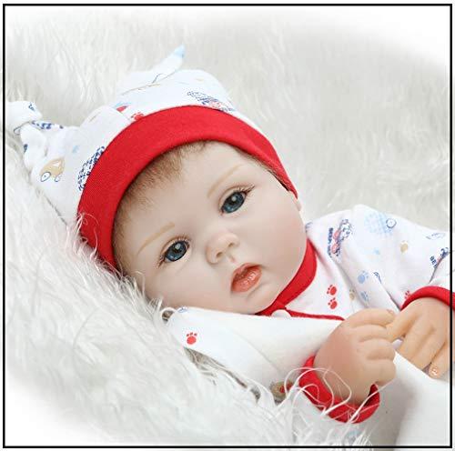 Bebé reborn barato de silicona (vinilo)