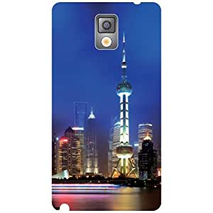 Samsung Galaxy Note 3 N9000-Easy Life Matte Finish Phone Cover
