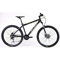 CLOOT Bicicleta de montaña 27.5-Bicicleta MTB 27.5 XR Trail 700 24v- Bicicleta Horquilla