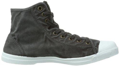 Marc O'Polo Sneaker, Hi-Top Slippers femme Gris - Grau (dark grey 930)