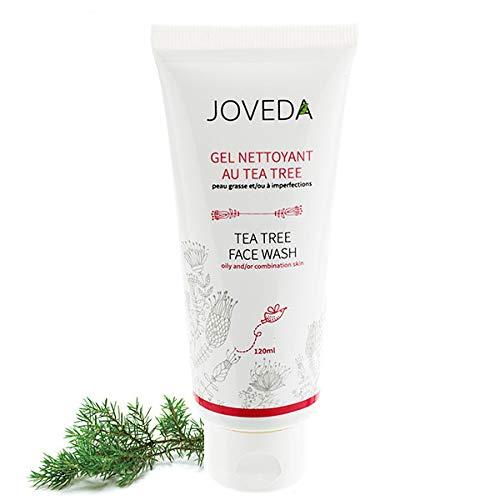 Joveda - Gel Nettoyant Tea Tree 120Ml - Vendu Par Pièce - Livraison Gratuite En France