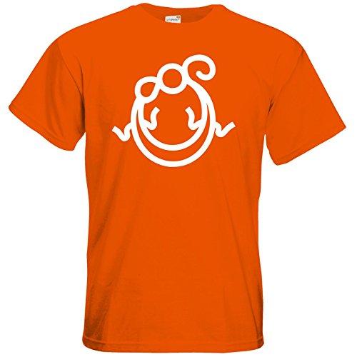 getshirts - Das Schwarze Auge - T-Shirt - Götter - Symbole - Tsa Orange