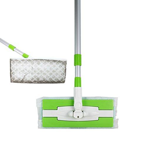 Mopa limpieza suelo estática limpiar rápidamente