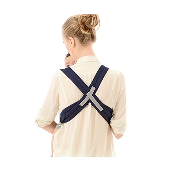 PoeHXtyy Infant Front Facing Slings Breathable Pouch Wraps Carriers Backpacks Suspenders PoeHXtyy BabySteps baby carrier allows you to carry your infant or toddler in any position. The waistband is adjustable to a maximum of 48.8''/124cm. Suitable to be worn by all statures for carrying your baby from 3 months to 36 months, between 8 and 44lbs. Built in ergonomic designed hip seat allows baby to be in a natural sitting position and evenly distribute the weight between carrier's hip and shoulders. Hip seat carrier is equipped with back support and foldable head support to ensure baby's smooth breathing when facing outward. 4