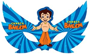 Themez Only Paper - Chhota Bheem, Multi Color (Eye Mask)