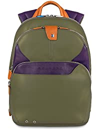 Piquadro, Expandable Computer Backpack Coleos
