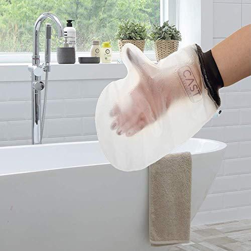 Lifeswonderful® - Schutzhülle für Gipse und Verbände - für verschiedene Körperteile - Erwachsenengröße - Hand