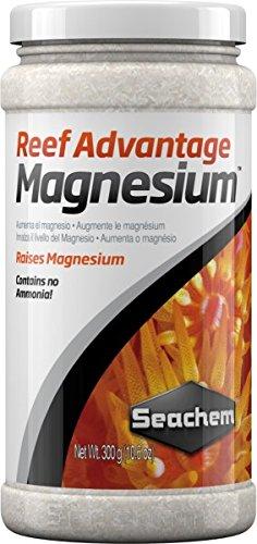 SEACHEM REEF ADVANTAGE MAGNESIUM 300 G MAGNESIO IN POLVERE ACQUARIO