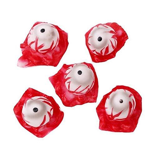 alloween Bloody Scary gefälschte Augäpfel Halloween Dekorationen Körperteile für Halloween Party Zubehör Halloween Ideen ()