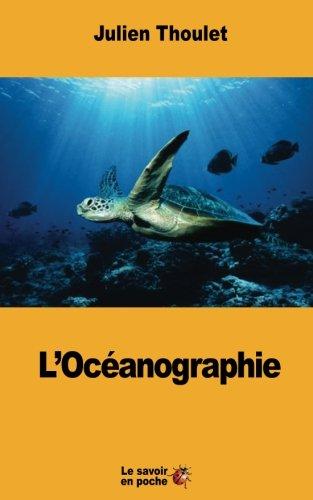 L'Océanographie