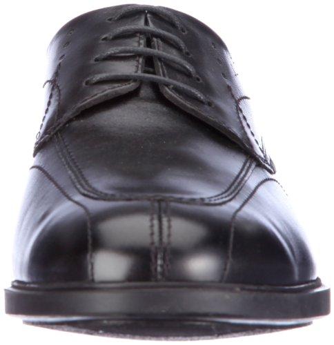 lace 4300 Uomo folkar Nero pelle Mephisto Shoe 5q615T