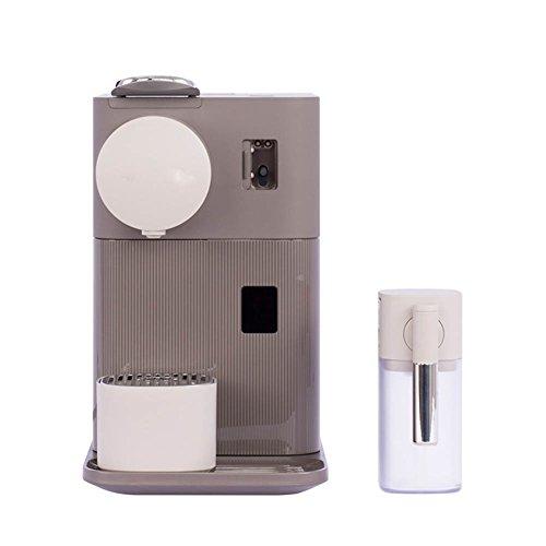 LJSHU Kaffeemühle mit Einem Knopf Vollautomatische Dampfkapsel Kaffeemaschine
