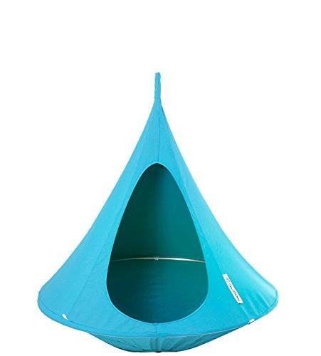 Cacoon BLB10 Bonsai Hängesessel für Kinder, Hellblau