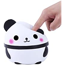 1pcs Squishy Panda 14cm Colosal Jumbo Squishies Súper Lento Rising perfumado Lindo Kawaii Collection Regalo Decoración