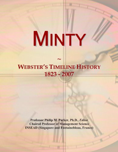 minty-websters-timeline-history-1823-2007