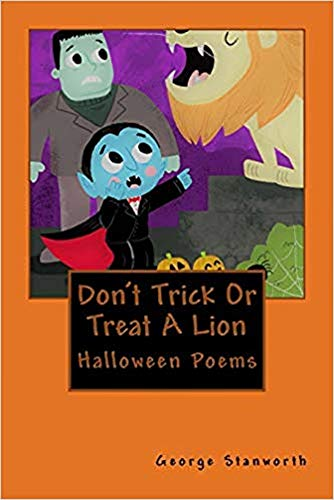 A Lion: And Other Halloween Poems (English Edition) ()
