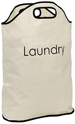 viceni-laundry-bag-with-integrated-handles-polyester-cream