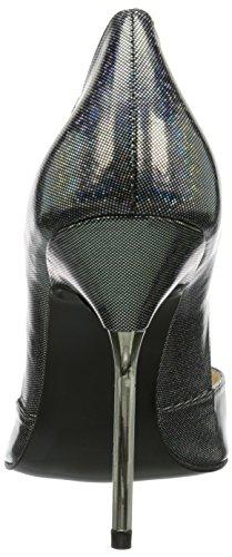 P1  145 bpm, Escarpins pour femme Argent - Silber (holographic dots)