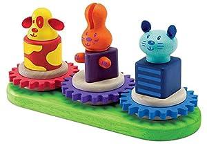 Djeco Primera Edad Trainimo Jungla (36318), Multicolor (1)
