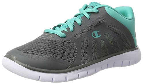 Champion Low Cut Shoe Alpha, Scarpe Running Donna, Multicolore (Dog), 37.5 EU