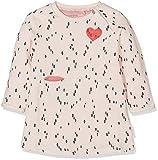 Noppies Baby-Mädchen Kleid G Dress ls Tacito AOP, Mehrfarbig (Blush C093), 74