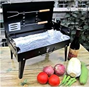 Right Choice Style Portable Folding Barbecue Grill Toaster
