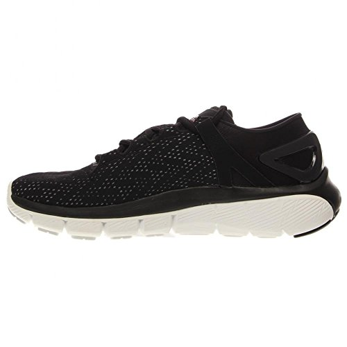 Under Armour Ua W Speedform Fortis, Chaussures Femme, Rose noir, blanc, gris