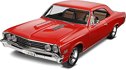 Revell Monogram 1:25 Scale 1967 Chevelle SS 396 Plastic Model Kit